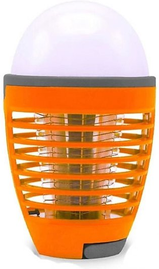 WBM Rechargeable 2 In 1 Mosquito Killer Bulb
