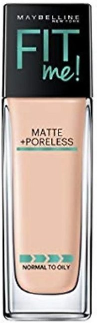 Maybelline Fit Me Matte Poreless Foundation (115 Ivory)