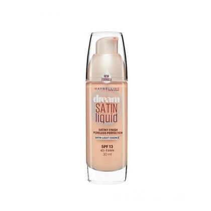 Maybelline Dream Satin Liquid Foundation 30ml (40 Fawn)