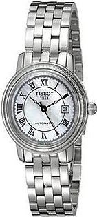 Tissot T-Classic Automatic Women's Watch Silver (T0452071111300)