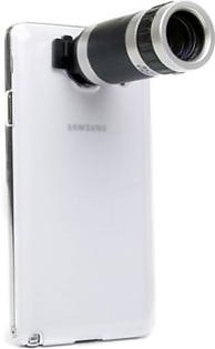 M.Mart 8x Mobile Zoom Lens Better Quality - Silver