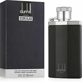 Dunhill London Desire Black Eau De Toilette for Men 100ML