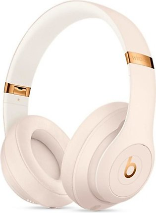 Beats Studio3 Wireless Bluetooth Over-Ear Headphones Porcelain Rose