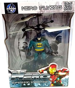 Quickshopping Batman Flying Helicopter Toy (1329)