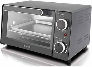 Sharp Electric Oven Toaster 9 Litres (EO-9MT-BK)