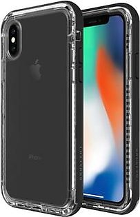 Lifeproof NEXT Black Crystal Case For iPhone X/XS