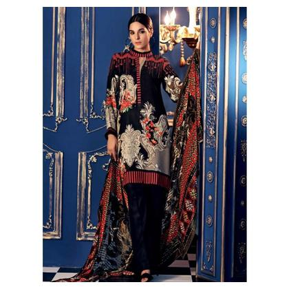 Gul Ahmed Winter Collection 3 Piece (VL83)