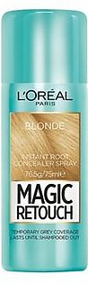 L'Oreal Paris Magic Retouch Instant Root Touch Up Hair Color Spray Blonde 75ml