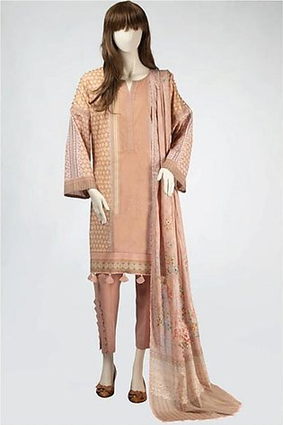 Saya Seher Lawn 2020 2 Pieces (UO-2019-01E)