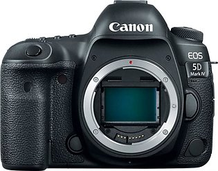 Canon EOS 5D Mark IV DSLR Camera (Body Only) - MBM Warranty