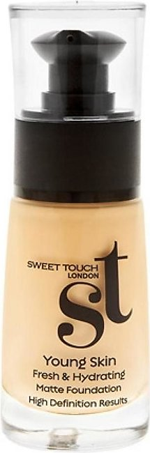 Sweet Touch Youthfull Young Skin Foundation (YS 05)