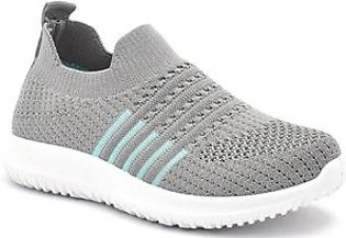 Servis Ndure Sports Shoes For Women Gray (ND-TP-0019)