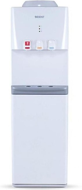 Orient Aqua 3 Tap Water Dispenser Snow White
