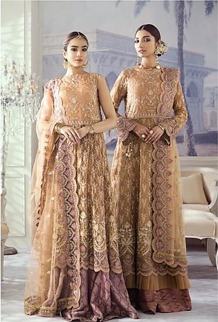 Iznik Imperial Dreams Chiffon Collection 3 Piece Regal Rose (ID-02)