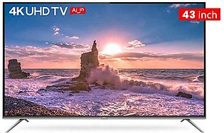 TCL 43″ P8 UHD TV Android Smart 4K LED TV