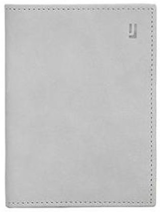 The Wave Travel Wallet - Grey Blue