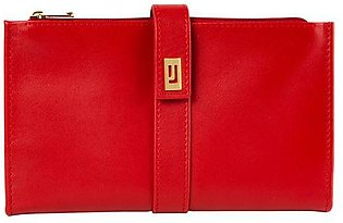 Unisex Wallet - Red Gold