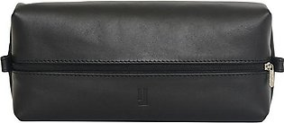 Large Pouch - Black Silver