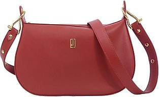 Elementary bag - Red Gold