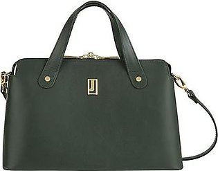 Classic Bag - Green Gold