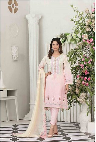 TAWAKKAL Raqami Embroidered Lawn Collection – D-1606