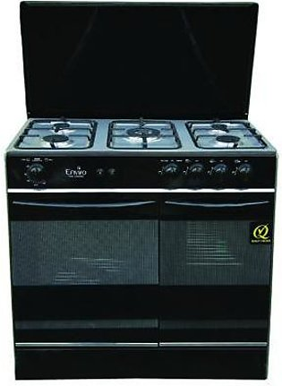Enviro Cooking Range 5 Burner - ECR-5-16