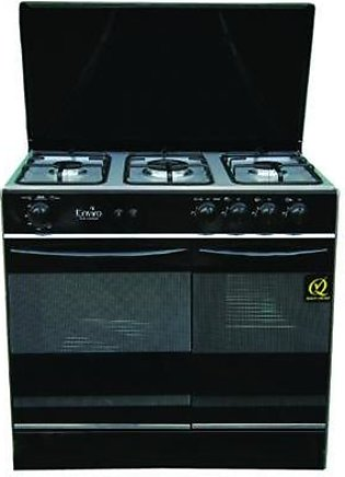 Enviro cooking Range 3 burner ECR-3-16