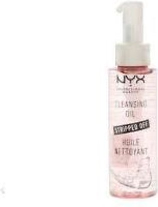 NYX Cleansing Oil Stripped Off - Soc06 - 100ml - US