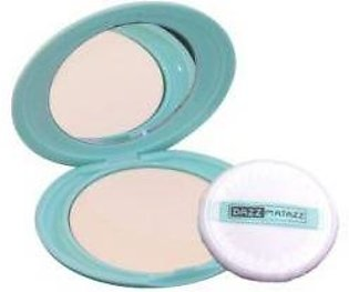 Dazz Matazz Silk Finish Compact Powder - 04 Fair Light