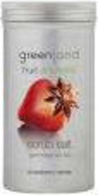 Greenland Bodycare Fruit Emotions Scrub Salt Strawberry-Anise - 400 Grm - FE0047