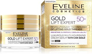 Eveline Lifting Day & Night Cream For 40+ Age - 50ml - 07-04-00014