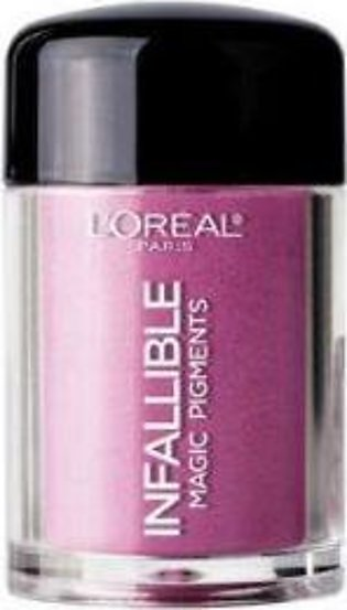 L'Oreal Infallible Magic Pigments - Wink Wink Pink Pink (450) - US