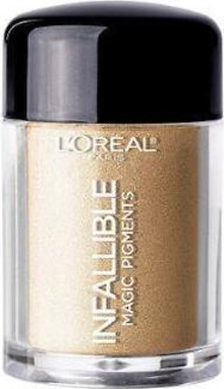L'Oreal Infallible Magic Pigments - Gold Digger (442) - US