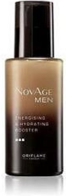 Oriflame NovAge Men Energising Hydrating Booster 50ml - 33200