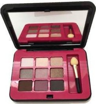 Estee Lauder Mini Pure Color 9 Shade Eyeshadow Palette - .35g - MB