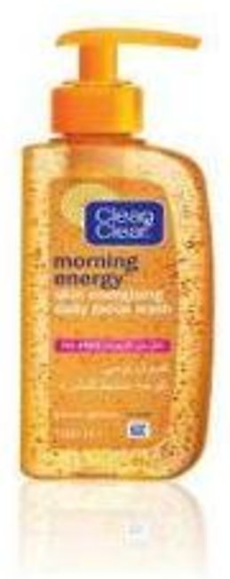 Clean & Clear Daily Facial Wash, Morning Energy, Skin Energising -150ml