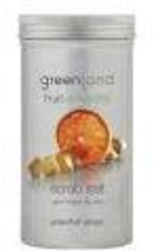 Greenland Bodycare Fruit Emotions Scrub Salt Grapefruit-Ginger - 400g - FE0045