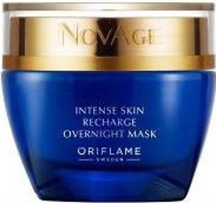Oriflame NovAge Intense Skin Recharge Overnight Mask 50ml - 33490