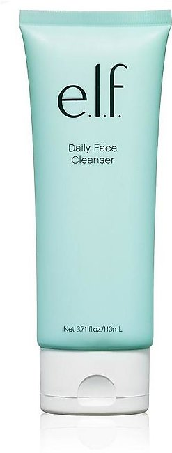 ELF Daily Face Cleanser - 110ml - US