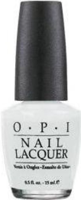 OPI Nail Lacquer - NLL00 Alpine Snow