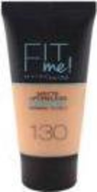 Maybelline Fit Me Foundation Matte Pore - 130 - 18ml - 1713 - 6902395722441