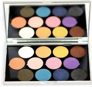 Stageline Sphere Eye Shadow Palette - Pearly - 01-22-00018