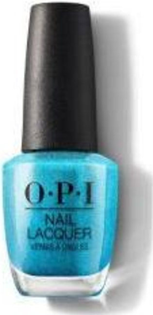 OPI Teal the Cows Come Home Nail Polish - 1684