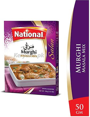 National Murghi Masala 50 G