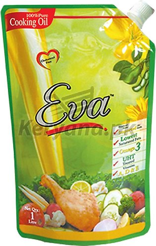 Eva Cooking Oil 1 L