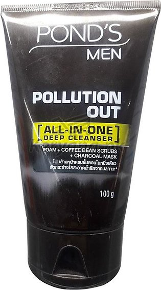 Ponds Acne Pollution Out Face Wash 100 g