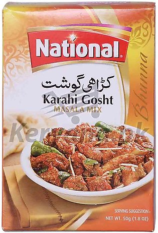 National Karahi Gosht Masala 50 G