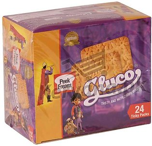 Peek Freans Gluco 24 Ticky Packs