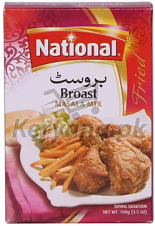 National Brost Masala 100 G