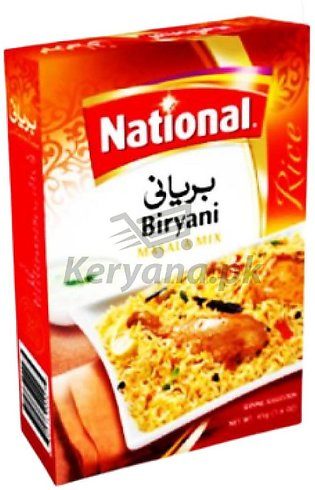National Biryani Masala 45 G